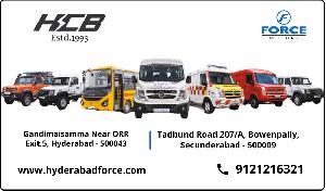 HyderabadForce, Tadbund Road, Hyderabad, Hyderabad, Hyderabad, Dealers  :: Automobiles