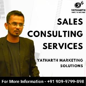 Sales Consulting Services - Yatharth Marketing Solutions, 314, Third Floor, Kolte Patil City Space, Next To CTR, Above Mahindra Showroom, Pune, Pune, Mentoring :: Education