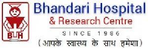 Bhandari Hospital & Research Centre, 138-A,Vasundhra Colony, Gopalpura Bypass, Tonk Road, Jaipur - 302018., Jaipur, Jaipur, Hospitals :: Health