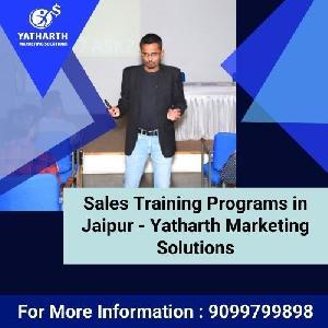 Sales Training Programs In Jaipur - Yatharth Marketing Solutions, 802 Amrapali Marg, D - Block, Hanuman Nagar, Jaipur, Rajasthan 302021, Jaipur, Rajasthan, Turorials :: Education