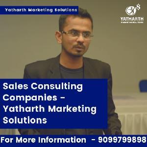 Sales Consulting Companies - Yatharth Marketing Solutions, 702, Goutham Tower, General Patters Rd, Border Thottam, Anna Salai, Triplicane, Chennai, Tamil Nadu 600002, Chennai, Chennai, Coaching Classes :: Education