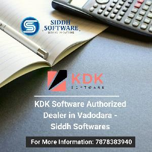 KDK Software Authorized Dealer In Vadodara - Siddh Softwares, Shanti Chambers, 7th Floor, Pratap Nagar Road, Pratapnagar, Vadodara - 390009, Vadodara, Vadodara, Computer Accessories And Supplies :: Computer