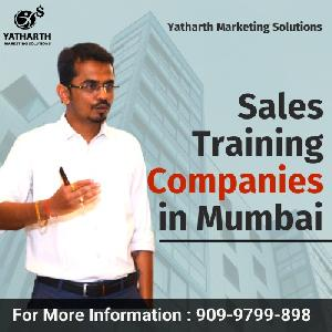 Sales Training Companies In Mumbai - Yatharth Marketing Solutions, 27, Shreeji Plaza, Next To Panchratna Building,near Roxy Cinema, Charni Road, Bhatwadi, Girgaon, Mumbai, Maharashtra, India – 400004, Mumbai, Maharashtra, Turorials :: Education