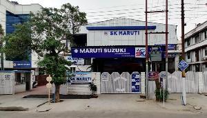 SK MARUTI, C-2, Near HDFC BANK, Sector-63, Noida, Uttar Prade, Noida, Noida, Car Accessories :: Automobiles
