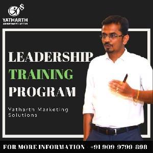 Leadership Training Program - Yatharth Marketing Solutions, 51, Second Floor, 16th Cross, 4th Phase, JP Nagar, Bangalore, Karnataka, Consultants :: Education