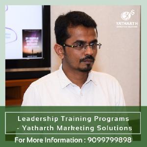 Leadership Training Programs - Yatharth Marketing Solutions, 51, Second Floor, 16th Cross, 4th Phase, JP Nagar, Bangalore, Karnataka 560078, Bangalore, Bangalore, Turorials :: Education
