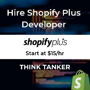 Shopify Plus ECommerce Development Agency - ThinkTanker, , New York CIty, New York, Internet Service Providers :: Computer