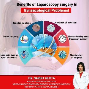 Laparoscopic Gynecologist In Delhi - Dr. Sarika Gupta, Mathura Rd, Jasola Vihar, New Delhi, Delhi, Jasola, South Delhi, Women S Health :: Health
