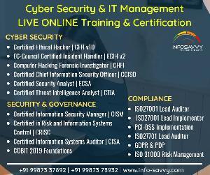 Infosavvy Security And Management Training, Boriwali, Mumbai, Mumbai, Turorials :: Education